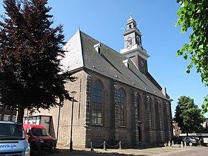 Lekkerkerk - The main Lekkerkerk church Johanneskerk