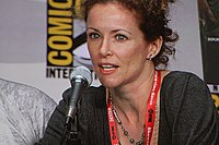 Leslie Hope at Comic-Con 2011.jpg