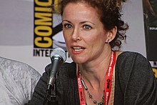 alt=Description de l'image Leslie Hope at Comic-Con 2011.jpg.