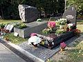 Leszek Kołakowski - Cmentarz Wojskowy na Powązkach (9).JPG
