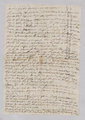 Letters 1666 1668 Queen Christina to Decio Azzolino National Archives Sweden K394 101 297.png