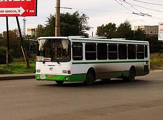 Vologda - Image: Li AZ 5256.46 in Vologda