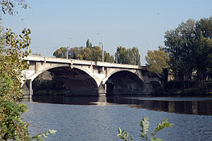 Libeň Bridge