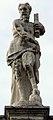 Libreria marciana, statue dell'attico di a. Vittoria, Tommaso Minio, Tommaso e Girolamo Lombardo, Danese Cattaneo, 07.JPG