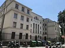 Liceo Statale Sandro Pertini, ex Scuole Diaz di Genova