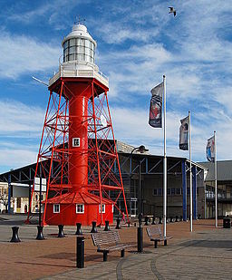 Lighthouse at Port Adelaide