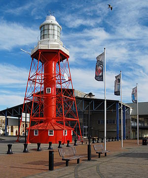 Port Adelaide Lighthouse - Port Adelaide Lighthouse