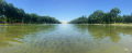 Lincoln Reflecting Pool Panorama.png