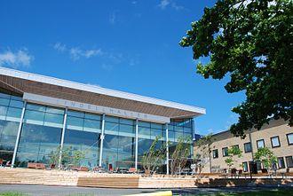 Umeå School of Business - Lindellhallen at Umea University