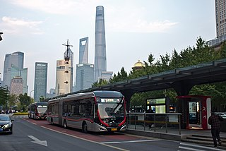 Buses in Shanghai Overview of buses in Shanghai