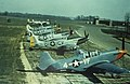 Line of 65th Fighter Wing P-51s.jpg