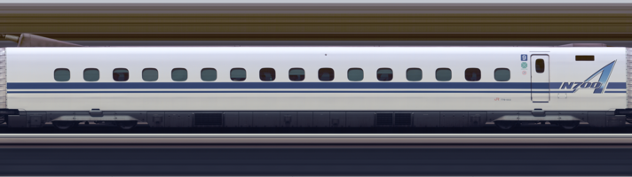 Line scan photo of Shinkansen N700A Series Set G13 in 2017, car 09.png