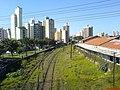 Linha de Trem - Visto do Viaduto da Cury - panoramio.jpg