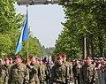 Lippujuhlan päivän paraati 2014 033 Laskuvarjojääkärikilta.JPG