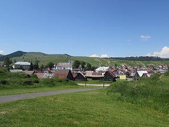 Liptovská Teplička - The village Liptovská Teplička