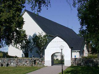 Litslena Church church in Sweden