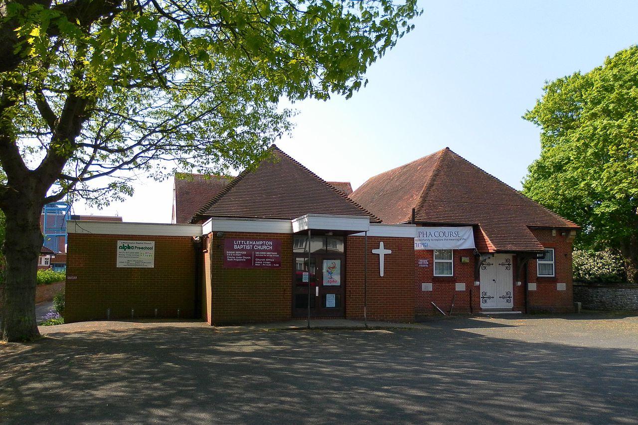 Littlehampton Baptist Church Food Bank