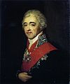 Lobanov-Rostovsky Yakov Ivanovich, by unknown painter, before 1816.jpg