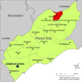 Localització de Sarratella respecte de la Plana Alta.png