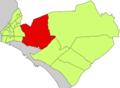 Localització de Son Ferriol respecte del Districte de Llevant.png