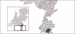 Location of Mechelen (Mechele)