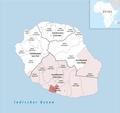 Locator map of Kanton Saint-Pierre-2 2018.png