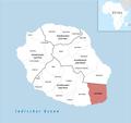 Locator map of Saint-Philippe 2018.png