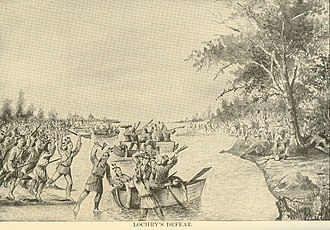 Lochry's Defeat - Lochry's Defeat, Will Vawter, c. 1895