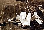 Lockheed S-3A Viking of VS-29 aboard USS Enterprise (CVN-65) on 2 March 1976 (428-GX-1166979).jpg