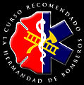 Logo de Curso Recomendado por el Sitio La Hermandad de Bomberos.jpg