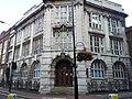 London-Woolwich, Calderwood St-Thomas St1.jpg