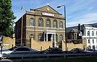 London-Woolwich, John Wilson St - Calderwood St 2