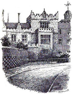 Charterhouse School - Brooke Hall at Charterhouse