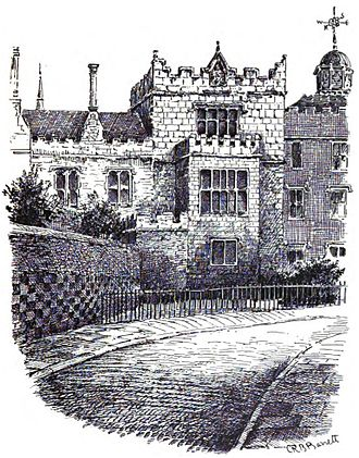 Charterhouse School - Brooke Hall at Charterhouse