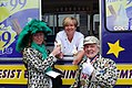 London Ice Cream Van At Event with pearly King and Queen.jpg