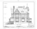 Long-Waterman House, 2408 First Avenue, San Diego, San Diego County, CA HABS CAL,37-SANDI,20- (sheet 6 of 8).png