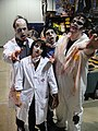 Long Beach Comic & Horror Con 2011 - Umbrella Corporation zombies.jpg