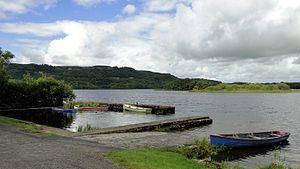 Inchiquin Lough - Lake Inchiquin