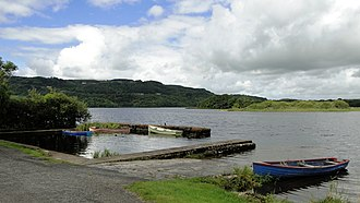 Inchiquin Lough - Lake Inchiquin