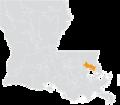 Louisiana Senate District 11 (2010).png