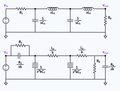Low pass ladder filter FDNR implementation.png