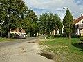 Lužec nad Vltavou, cesta II.JPG