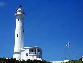 Lüdao Lighthouse - Image: Lu tao lighthouse