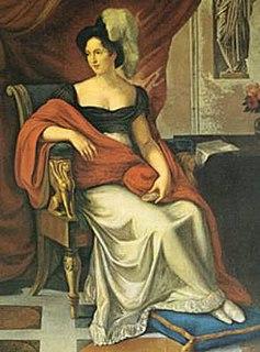 Lucia Migliaccio Princess of Partanna