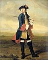 Ludolf Bakhuysen II (1717-82). Schilder, in het uniform der Dragonders Rijksmuseum SK-A-2190.jpeg