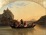 Ludwig Richter - Crossing at Schreckenstein - Google Art Project.jpg