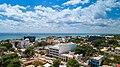 Luftbild von Playa del Carmen in Mexico (42877995534).jpg