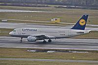 D-AILY - A319 - Lufthansa
