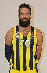 Luigi Datome Italian professional basketball player