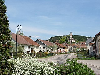 Lusse Commune in Grand Est, France